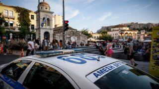 ΕΛΑΣ не допустит столпотворения граждан на площадях
