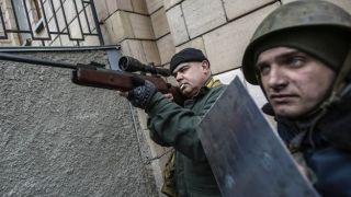 """Кто начал бойню на Майдане: список 34 членов """"группы Парасюка"""""""