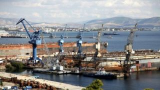 Американская Chatsworth войдет в долю Elefsis Shipyards