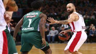 «Черная» неделя греческих баскетбольных клубов в Евролиге