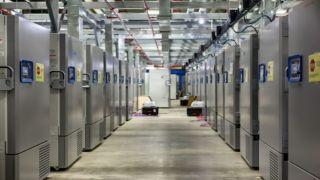 Греция: готовы холодильники для вакцин
