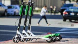 26 мая в день выборов Lime предлагает скутеры бесплатно