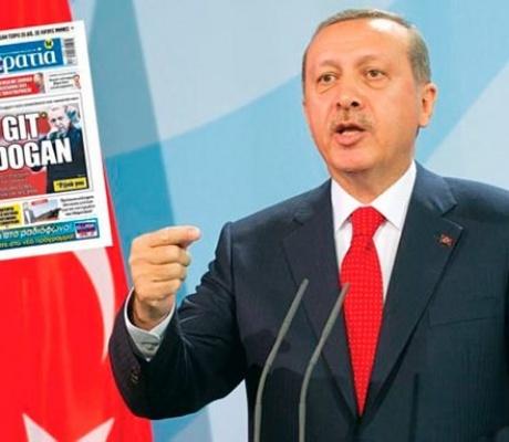 Газета «Демократия»: высшая честь для демократии - это иск «султана»