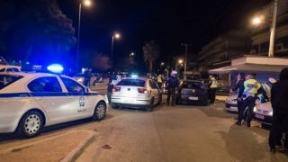 Варкиза:117 штрафов за одну ночь