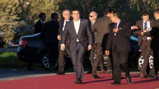 Ципрас подчеркивает солидарность Греции с беженцами на саммите по миграции