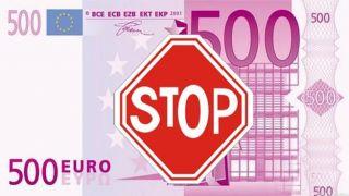 Страны Еврозоны изымают из оборота банкноты в 500 евро