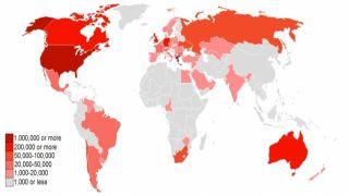 Сколько греков проживает за рубежом?