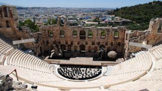 20 любопытных фактов из истории античного театра