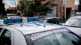 Три патрульных автомобиля подарили власти Каллифеи районной полиции