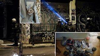 Задержано 52 участника беспорядков на «День Политехнио», 32 арестовано