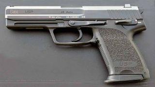 В полицейском участке Эксархии, украли пистолеты