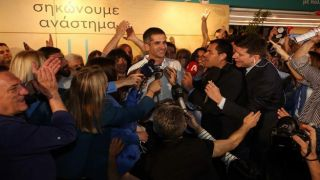 Греция:Рекордное число партий на муниципальных и региональных выборах