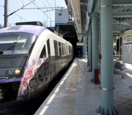 Коррупционный скандал на железной дороге Греции