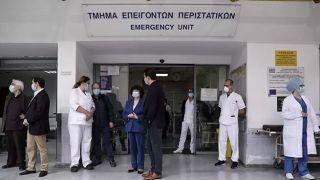 Греция-коронавирус: новое ужесточение мер безопасности