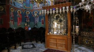 Обокрали Иверскую икону на Афоне