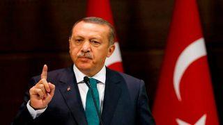 Эрдоган и Чавушоглу предупреждают Грецию о нападении на Oruc Reis
