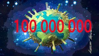 100 миллионов человек заболели коронавирусом