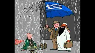 Георгиос Романос: Нам лгут, когда говорят, что Греция должна принимать всех мигрантов