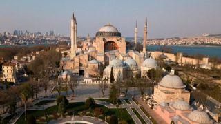 Греция призвала союзников осудить Турцию из-за Святой Софии