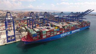 Пирей: Cosco представит инвестиционный план на 800 млн. евро