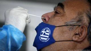 Сколько противников вакцинации в Греции