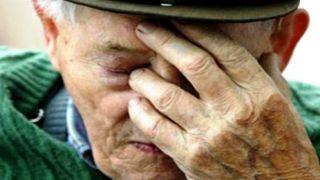 Жестокая расправа над пожилым мужчиной