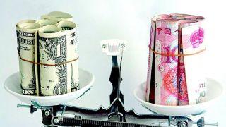 18 февраля Китай начнет сбрасывать доллар с постамента