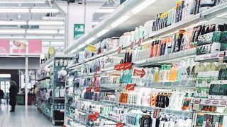 Рынок косметики в Греции удерживает свои позиции