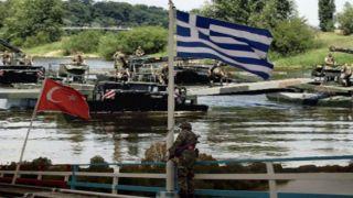 Офицер греческих ВВС и сотрудник НПО, арестованы в Эвросе