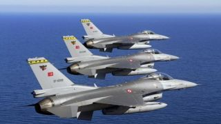 Греция обвинила Турцию в нарушении воздушного пространства