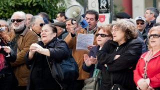 """Греция: Бюджетный резерв ушел на """"13-ую пенсию"""""""