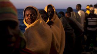 СМИ: возле берегов Греции пропало судно, перевозившее более 40 мигрантов