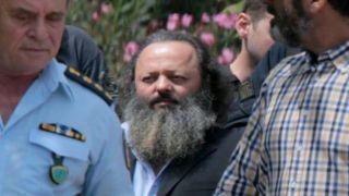 Совершенно секретно: Артемис Соррас переведен в тюрьму Халкиды
