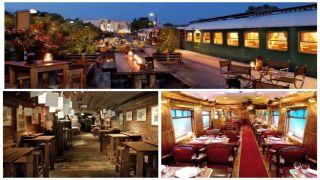 Секретные Афины: Поезд в Руфе