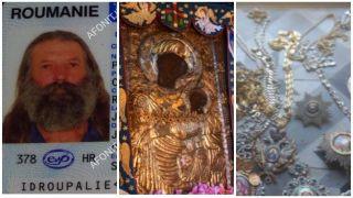 Появились подробности о воре, который обокрал Иверскую икону на Афоне
