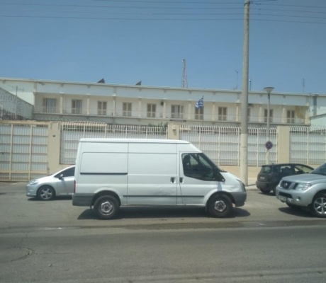 Поножовщина между грузинами и пакистанцами в тюрьме Коридаллос