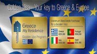 """""""Золотая виза"""" - ключик от ЕС?"""