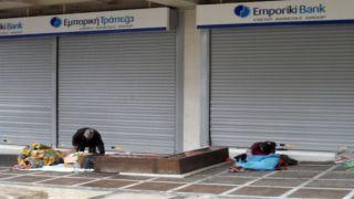 Мэрия Афин разместит бездомные семьи в отдельном здании