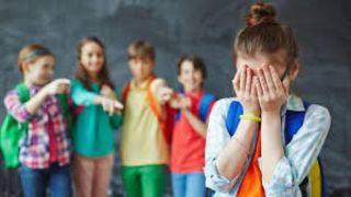 Шокирующий случай буллинга в школе