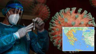 Коронавирус в Греции: число новых случаев снизилось до 715, количество интубированных выросло до 95