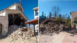 Эксперты о землетрясении 6 баллов в Фессалии