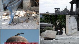 Какой ущерб нанесло землетрясений 19 июля в Афинах
