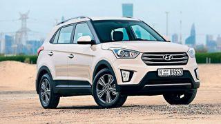 Арендуйте Hyundai Creta и прокатитесь по Дубаю, ОАЭ