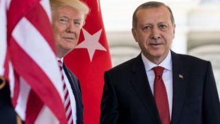 Эрдоган выбросил в мусор письмо, в котором Трамп призвал его «не баловаться»