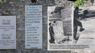 Греческая деревня, которую стер с лица земли Гитлер