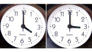 В ночь с 26 на 27 октября переводим стрелки часов