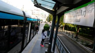 Первый тестовый трамвай прошел по закрытому участку от Касомули