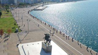 Более 7% экспресс-тестов в Салониках оказались положительными