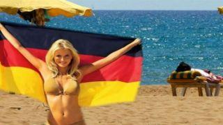 Число немецких туристов в Греции, сокращается.