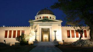 Национальная Обсерватория Афин - одна из 60 столетних станций в мире